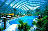 Water Activies Center in Jiuzhaigou Paradise International Conference Center