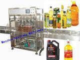 Oil Filling Machine (GC-4A)