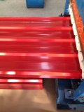 T Type Corrugated Steel Roofing Sheet