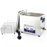 Skymen stainless steel ultrasonic cleaner 2L~30L with dagassing function cleaning effectivly