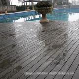 WPC floor application