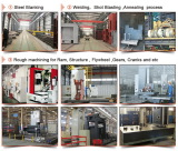 Power Press Production Process-Cutting -Welding -Annealing-Heating-Machining--Assembly-Inspection