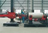 Automatic welding workshop
