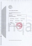 2013 new CE certificate for operating light