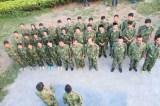 Koller Military Training in HuangPu Military School