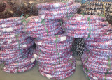 Pressed bale Tube tyre Motorcycle tyre packing