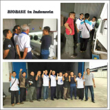 BIOBASE Visited the Customer in Indonesia and Made the Perfect After-sales Service