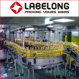 Cooking oil filling capping machine