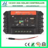 20A 12/24V Solar Controller Battery Solar Charger