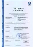 Fire Extinguisher CE Certificate
