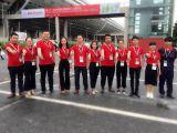 Zhengxin Team in 2017 Chinaplas