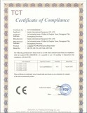 CE for Luggage Testing Machine