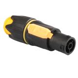 Waterproof Powercon Power Socket Chassis Plug