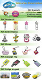 Hot sale Cheapest Promotion Gift Custom PVC Products