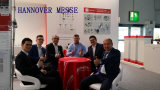 Hannover Messe in German