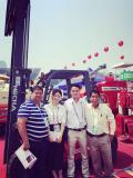 HECHA forklift in Canton fair