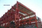 Heavy duty steel building