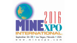MINExpo International 2016 in Las Vegas(North Hall NO. 651)