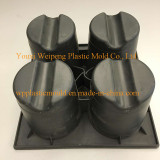 Single cover blocks mould