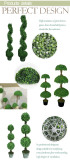 Topiary Details
