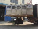 MACHINE PACKING SHIPPING