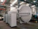 2850X6000mm Composite Autoclave to ASC in USA in 2017