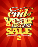 Biggest sale end of year 2016