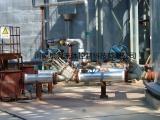 Y type slurry valve application