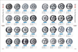 Replica Alloy Wheel for VW
