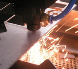 Plasma cutting machine samples