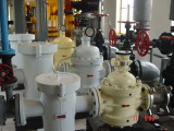 LSZ Series Double Rotator Flowmeter Application