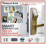 HONGLG HF6618 family,villa,office use face recognition smart door lock