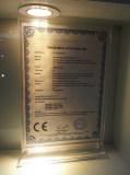 HID CE certificate