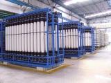 Steel making industrial wastewater reuse, 4000m3/d