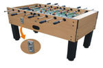 Coin Operated Soccer Table