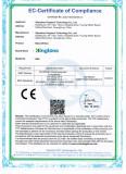 CE Certificate of Black Widow Vaporizer