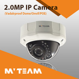 The FAQs for Megapixel IP camera