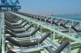 Belt Conveyor Systom Project for Port