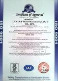 Golden Motor ISO-9001
