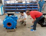 Africa Customer Visiting for slurry pumps