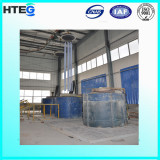 enamelling pipe electric oven