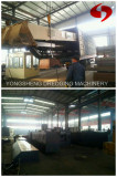 10 inch cutter suction dredger to Indonesia with water flow 1200m3/h
