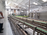 10000BPH Juice Filling Line in Colombia