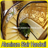 Luxury Aluminum Stair Handrail