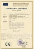 CE Certificate for EN500 (LVD)