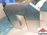Silk Brush Stainless Steel Fabrication