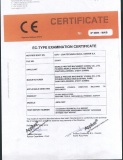 straight type two links press 160ton ce certificate