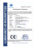 Frying machine CE certification