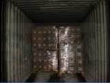 Container Loading of SHHK Electric Motor pallet-packing