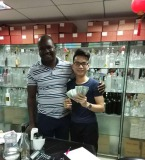 Our customer from Africa have a pleasure cooperation with us